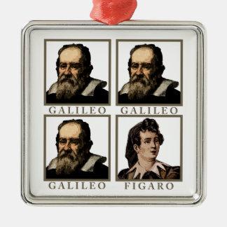 Galileo Figaro Christmas Tree Ornaments