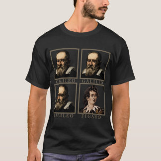 Galileo Figaro T-Shirt