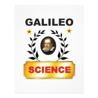 galileo fun letterhead