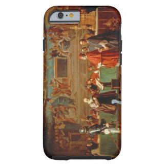 Galileo Galilei (1564-1642) before members of the iPhone 6 Case