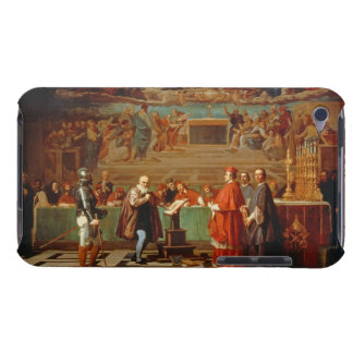 Galileo Galilei (1564-1642) before members of the iPod Touch Covers