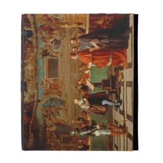 Galileo Galilei (1564-1642) before members of the iPad Case