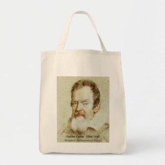 Galileo Galilei Bolsas Lienzo