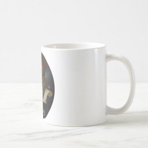 Galileo Galilei Bust Classic White Coffee Mug