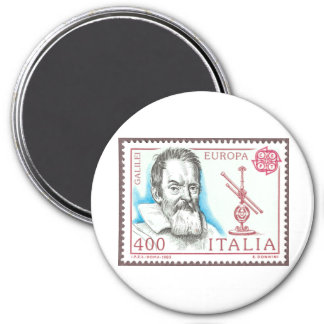 Galileo Galilei Buttons and Magnets