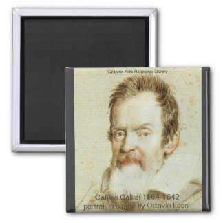 Galileo Galilei Fridge Magnet
