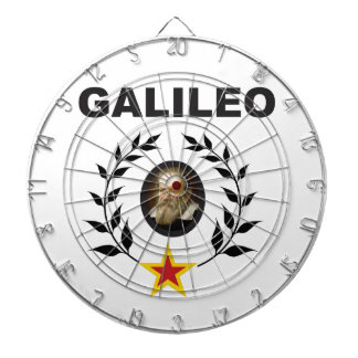 galileo in glory crown dartboard