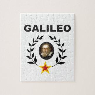 galileo in glory crown jigsaw puzzle