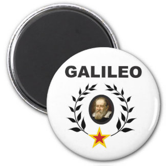 galileo in glory crown magnet