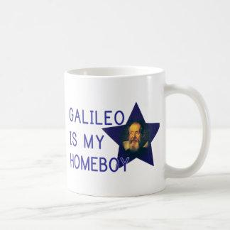 Galileo is my Homeboy Coffee Mug