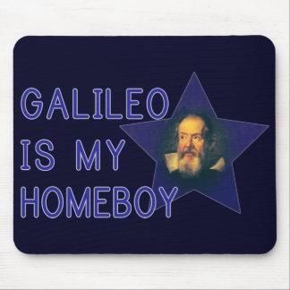 Galileo is my Homeboy Mousepad