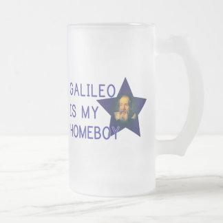 Galileo is my Homeboy Mugs