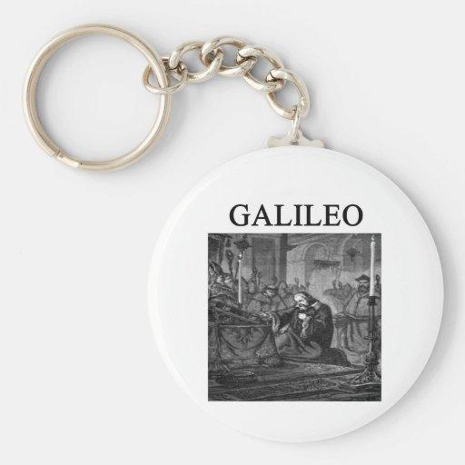 GALILEO KEYCHAINS