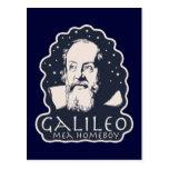 Galileo Mea Homeboy Postcards