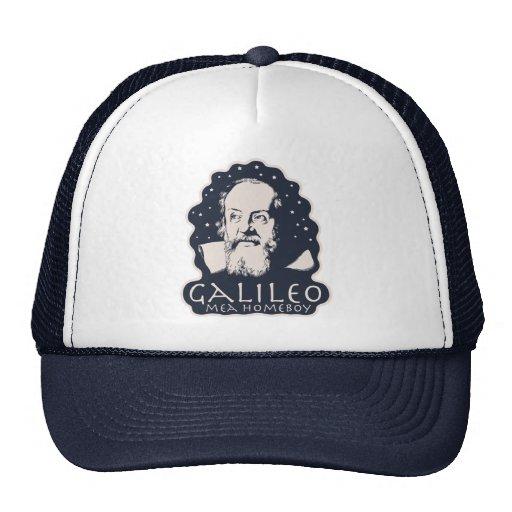 Galileo Mea Homeboy Trucker Hats