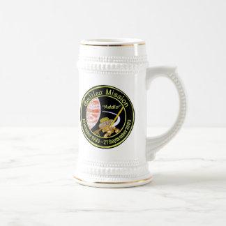 Galileo Mission to Jupiter Beer Stein