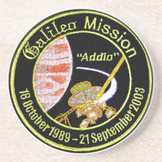 Galileo Mission to Jupiter Coaster