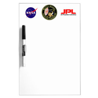 Galileo Mission to Jupiter Dry-Erase Board