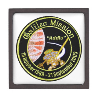 Galileo Mission to Jupiter Gift Box