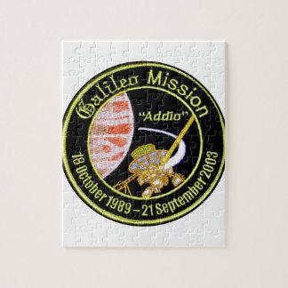 Galileo Mission to Jupiter Jigsaw Puzzle
