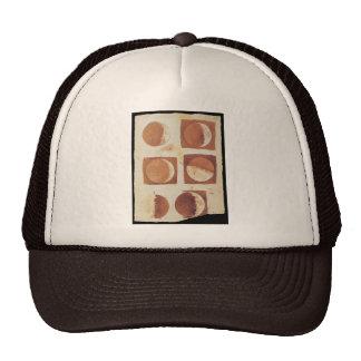Galileo moon phases 1616 trucker hat