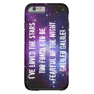 Galileo Quote Galaxy Cluster Case
