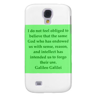 Galileo quote galaxy s4 covers