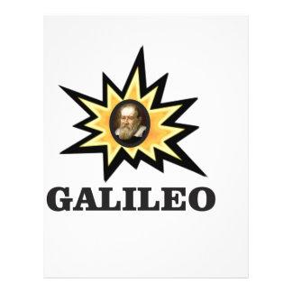 galileo sparks letterhead