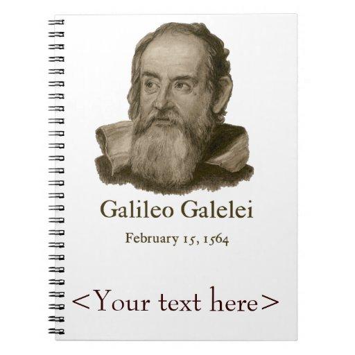 Galileo Spiral Notebook