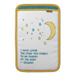 Galileo Stars Quote Sleeve For MacBook Air