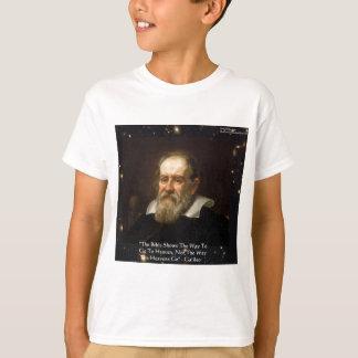 "Galileo ""Way To Heaven"" Quote Gifts Tees Mugs Etc"