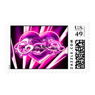 Galina Postage Stamp