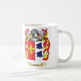 Gall Coat of Arms (Family Crest) Coffee Mug