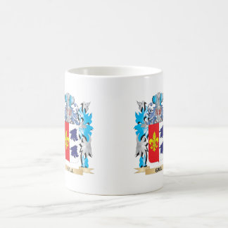 Gall Coat of Arms - Family Crest Mugs