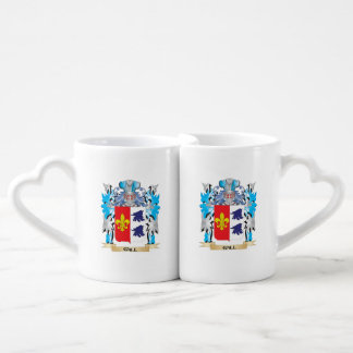 Gall Coat of Arms - Family Crest Lovers Mug Sets
