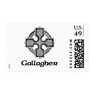 Gallagher Celtic Cross Stamps