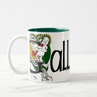 Gallagher Celtic Dragon Mug