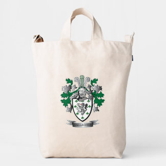Gallagher Coat of Arms Duck Bag