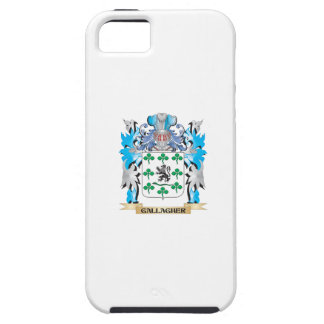 Gallagher Coat of Arms - Family Crest iPhone 5 Covers