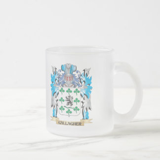 Gallagher Coat of Arms - Family Crest Mugs
