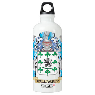 Gallagher Coat of Arms - Family Crest SIGG Traveler 0.6L Water Bottle