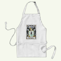 Gallagher Family Crest Apron
