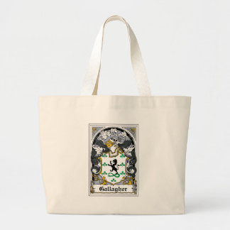 Gallagher Family Crest Bags
