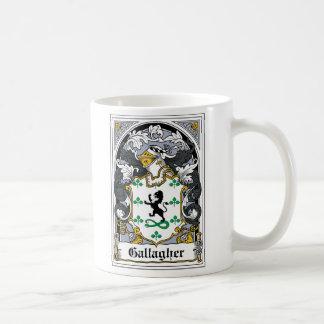 Gallagher Family Crest Coffee Mug
