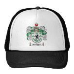 GALLAGHER FAMILY CREST -  GALLAGHER COAT OF ARMS TRUCKER HATS