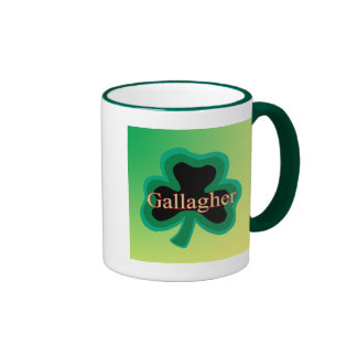 Gallagher Family Mugs