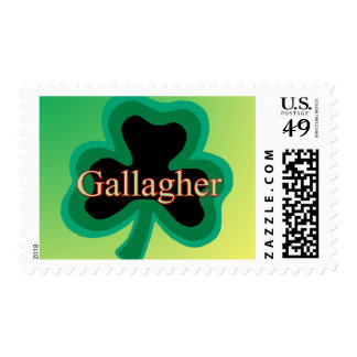 Gallagher Family Stamp
