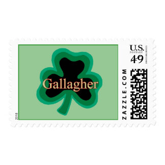 Gallagher Family Stamps