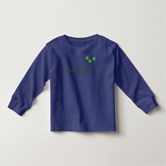 Gallagher Family Toddler T-shirt