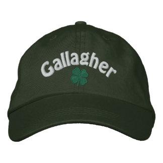Gallagher  - Four Leaf Clover Embroidered Baseball Hat